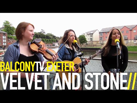 VELVET AND STONE - PATCHWORK (BalconyTV)