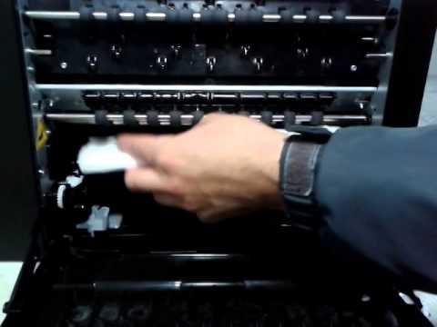 Resolver problemas de Falha na Cabeça de Impressão HP Pro X476dw X451dw