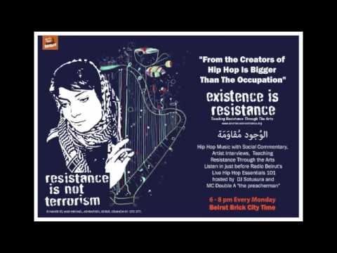 Existence is Resistance interview with Palestinian Comedian @MaysoonZayid on @Radio_Beirut
