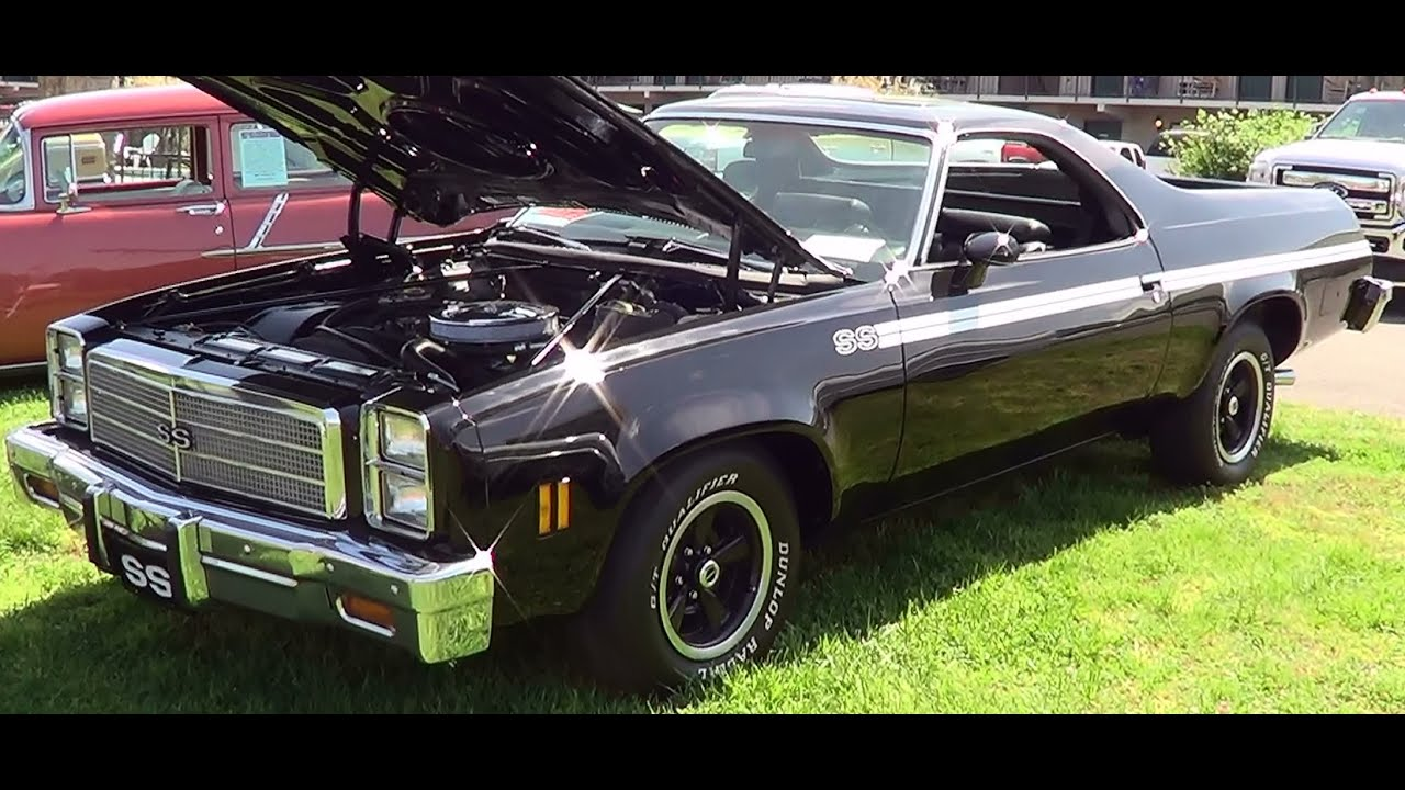 medium resolution of 1976 chevrolet el camino ss