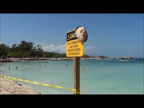 Labadee, Haiti a Day at the Beach Feb 9, 2016