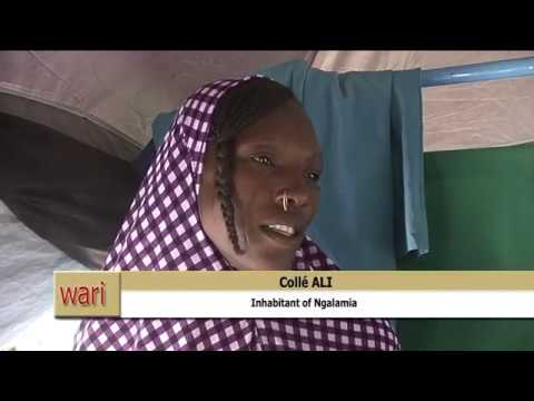 Lake Chad, UNFPA relieves plight of suffering inhabitants