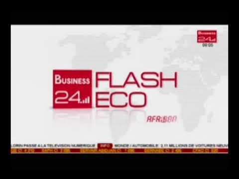 Business 24 / Flash Eco - Edition du Mardi 16 Janvier 2018