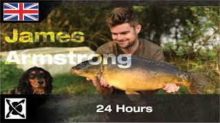 ***Carp Fishing*** 24 Hours With...Jimmy Armstrong