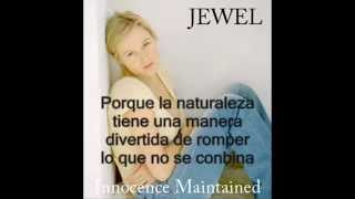Jewel - Innocence Maintained (Subtitulada Español)