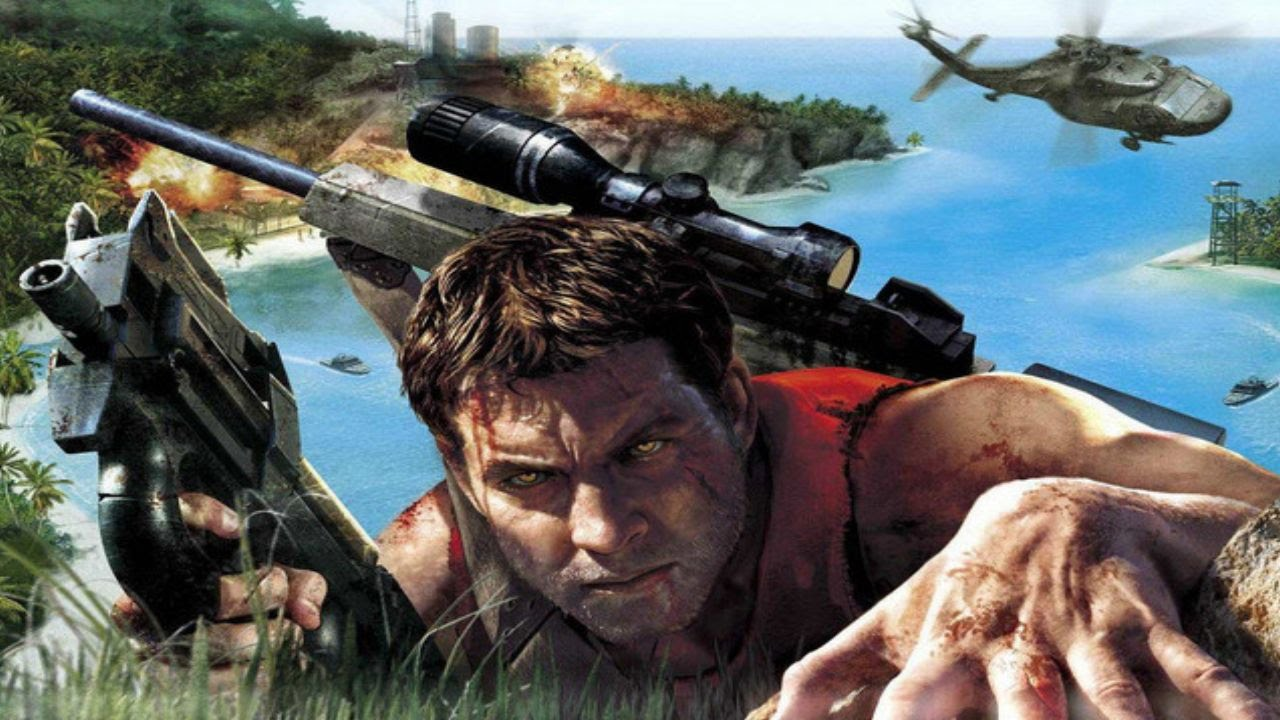 Xbox Far Cry Instincts Predator Youtube