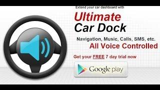 Голосовое управление Андроид в автомобиле