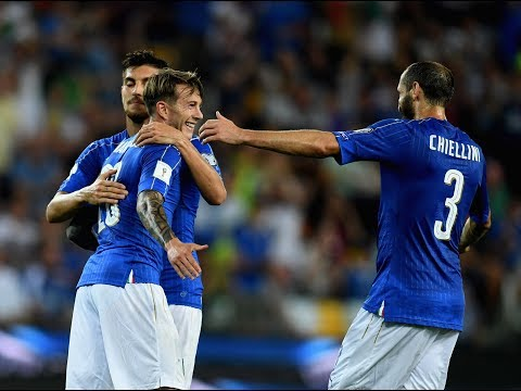 Highlights: Italia-Liechtenstein 5-0 (11 giugno 2017)