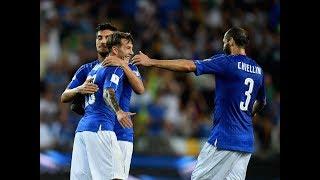 Highlights: Italia-Liechtenstein 5-0 (11 giugno 2017)