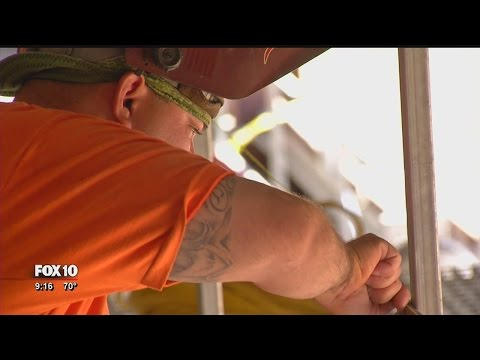 DOC inmates given a second chance to learn skills and work on AZ egg farm