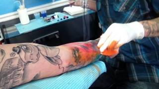 Video MY SLEEVE STEP 3 COLOR 2ND SESSION download MP3, 3GP, MP4, WEBM, AVI, FLV Juli 2018