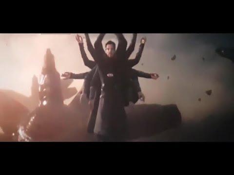 Spoiler Alert Dr Strange vs Thanos Epic Fight Scene in Avengers Infinity war 2018 [HD]