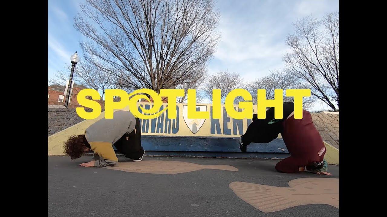 Spotlight Series - Bouncing around Harvard Kent in Charlestown, MA