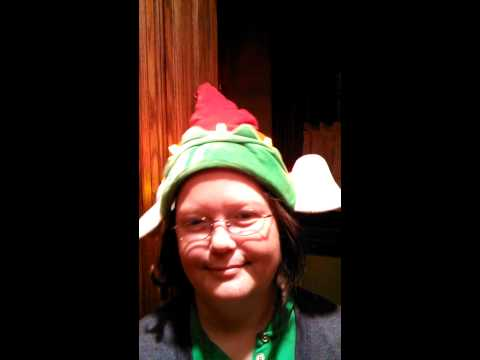 Betsy the Elf and Her Singing, Light-Up Hat