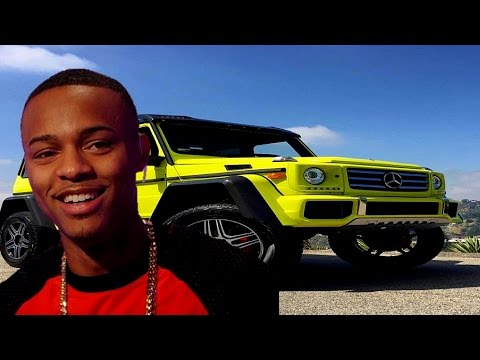 10 MOST EXPENSIVE THINGS OWNED BY Bow Wow