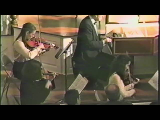 Telemann A Minor Flute Suite