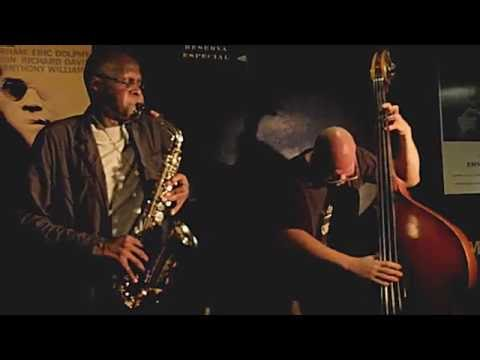 CHARLES GAYLE TRIO plays 'Improvisation 2' live at Jimmy Glass Jazz Bar 2016