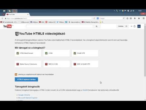 HTML5 YouTube Video Player