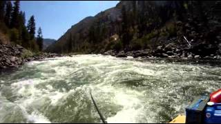 Main Salmon River July 2013