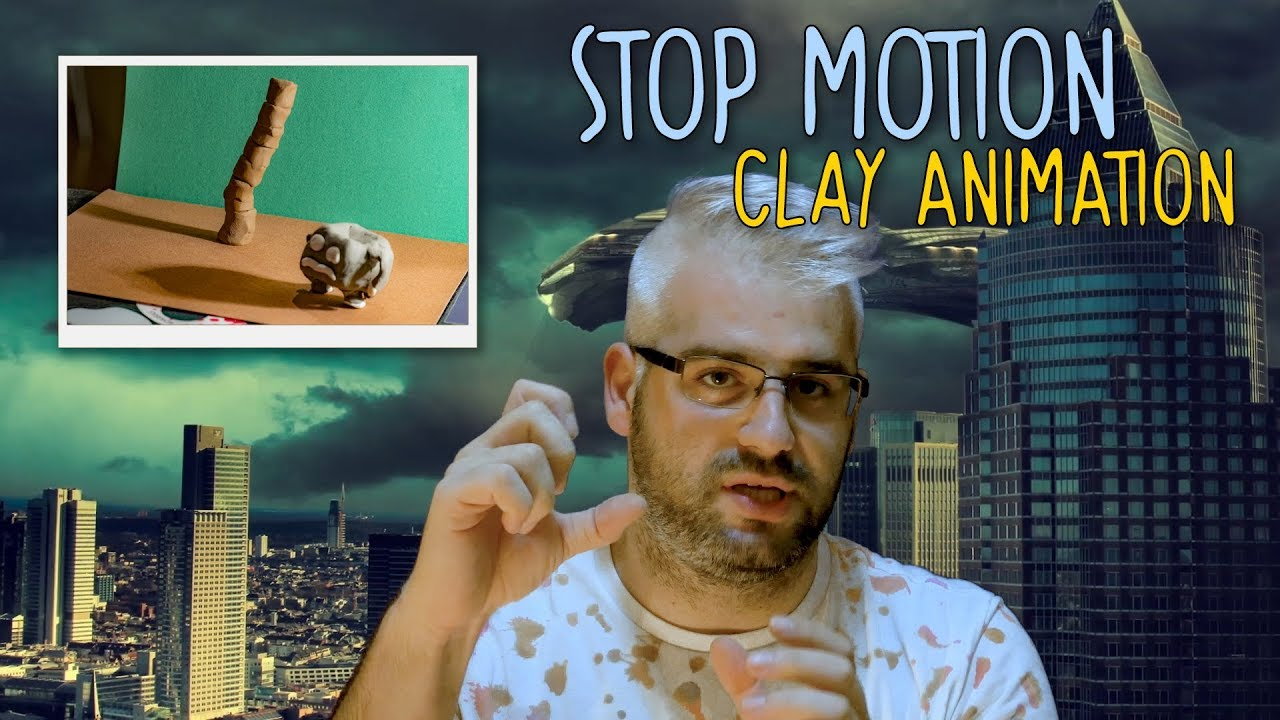 Download Stop Motion Clay Animation Workflow (Vlog 68)