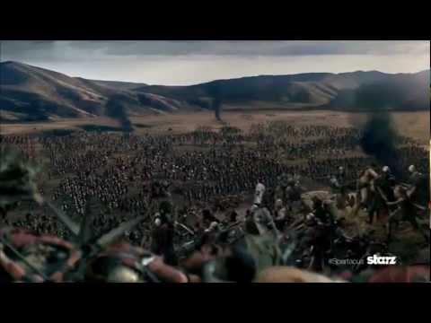 Спартак: Война проклятых (Spartacus: War of the Damned) Трейлер