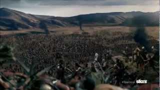 Трейлер сериала Спартак  Война проклятых