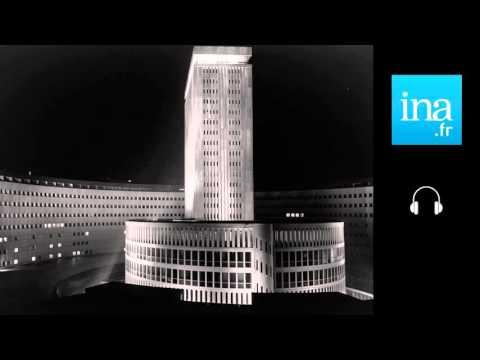 Premiers instants de Radio France avec Jacqueline Baudrier (6 janvier 1975) | Archive INA