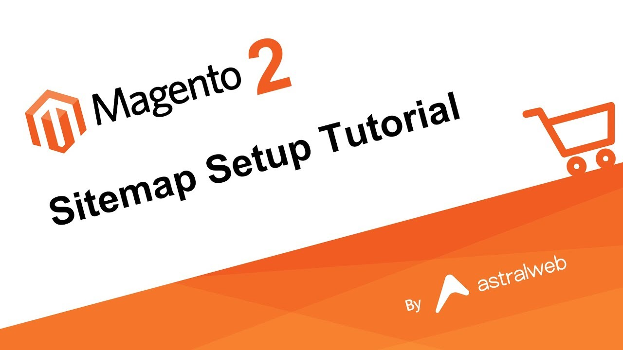 magento 2 sitemap setup tutorial youtube