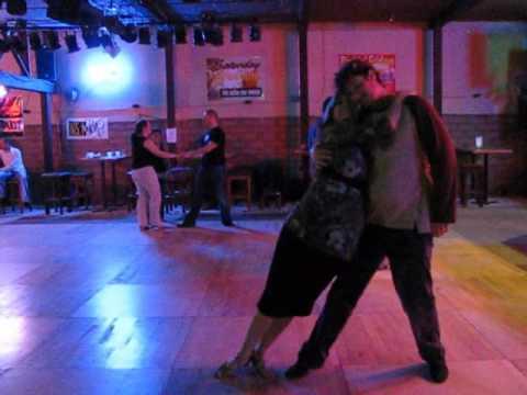 Jason and Yvonne dancing Pregnant.wmv