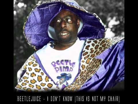 Beetlejuice - I Don&39;t Know This Is Not My Chair  Song