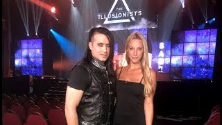 Top Billing meets The Illusionists | FULL INTERVIEW