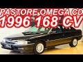 PASTORE Chevrolet Omega CD 4.1 1996 aro 15 RWD MT5 168 cv 29,1 mkgf 203 kmh 0-100 kmh 11,1 s