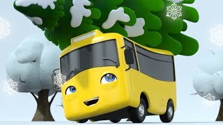 Детские песни Детские мультики ПЕРВОЕ СНЕЖНОЕ РОЖДЕСТВО БАСТЕРА ABCs 123s Литл Бэйби Бам