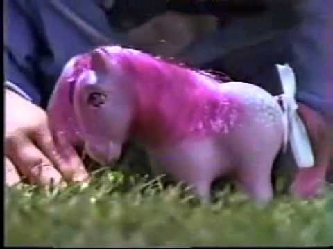 My Little Pony Commercial [Very First - 1983?]