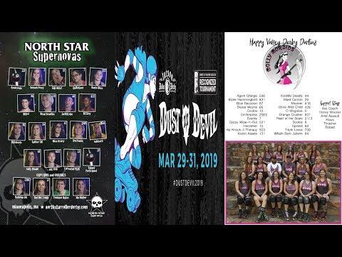 Live | Dust Devil 2019 | Game 12