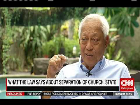 What the law says about separation of Church, State