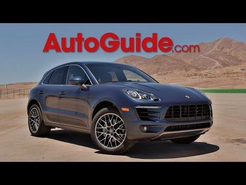 2015 Porsche Macan Review