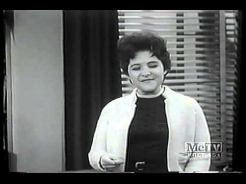 BRENDA LEE on THE DANNY THOMAS SHOW