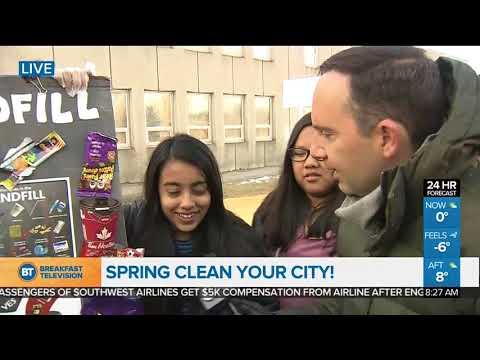 Earth Day at Taylor Creek Public School