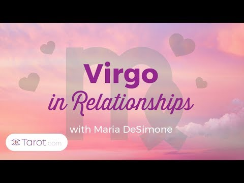 Virgo In Relationships & In Bed