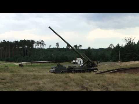 2S7 Pion firing