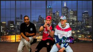 The LDM Show Interview with 2018 Independent Music Latin Nominees Danzel Y Marlex