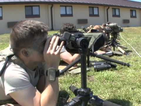 The US Army Sniper School: Week One