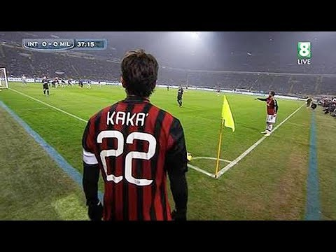 10 Times That Kaká Made The Whole World Admire Him
