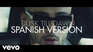 Download Lagu Zayn - Dusk Till Dawn (Spanish Version) ft. Sia - Cover Mp3