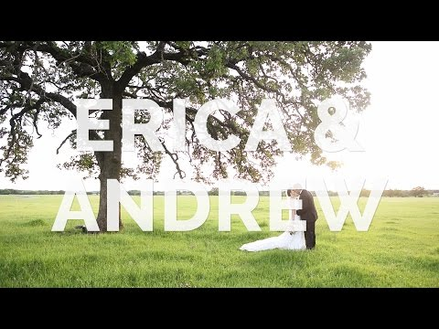 Erica & Andrew | Wedding Video | Classic Oaks Ranch | Mansfield, TX