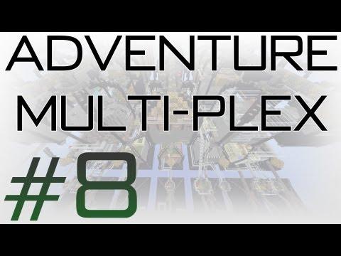 "Gearal500 - Adventure Multiplex ""Violets are purple"""