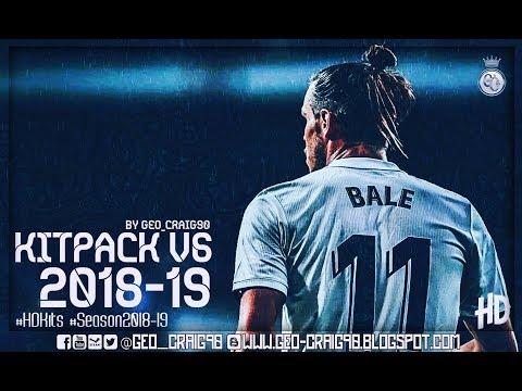 PES 2017, PES 2018 & PES 2019 Kitpack Season 2018-19 V6 HD [AIO] by Geo_Craig90