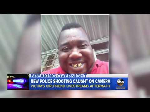 Philando Castile Shooting Livestream Video [GRAPHIC CONTENT]