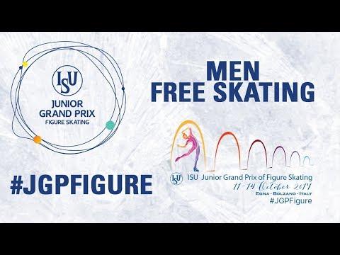 Men Free Skating EGNA-NEUMARKT 2017